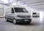 "VW Crafter ist ""International Van of the Year 2017"""