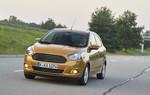 Vorstellung Ford Ka+: Groß geworden
