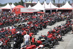 World Ducati Week 2016.