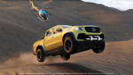 "Mercedes-Benz X-Klasse im Videospiel ""The Crew 2""."