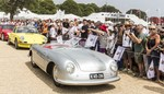 "70 Jahre Porsche beim Goodwood Festival of Speed: Porsche 365 ""Nummer 1""."