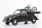 Volkswagen Beutler Pick-up (1951) mit NSU Quickly (1953).