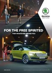 "Skoda-Markenkampagne ""For Whatever Drives You""."