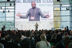 Global Social Business Summit 2018 in der Autostadt: Friedensnobelpreisträger Prof. Muhammad Yunus.