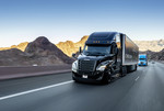 Freightliner New Cascadia.