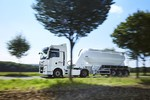 Miet-Lastwagen von Greiwing Truck and Trailer Rental.