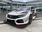Honda Civic Type R TCR.