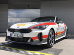 Safety-Car der IDM 2019: Kia Stinger 3.3 T-GDI.