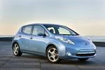 Nissan Leaf durchläuft Benchmarking-Programm