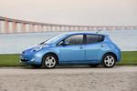 Nissan Leaf startet in Österreich mit Öko-Ladestation