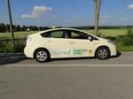 Toyota Prius siegt beim Taxi-Vergleich