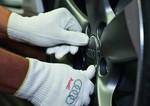 Audi legt in allen Kernregionen zu