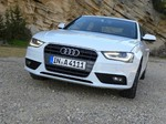 Pressepräsentation Audi A4 und S4: Ganz der Alte, nur besser