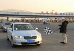 Škoda Superb stellt Spritsparrekord in China auf