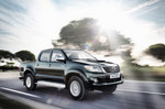 Toyota Hilux mit neuem Auftritt