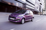 Peugeot wertet den 107 auf