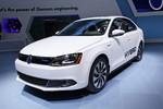 Detroit 2012: Volkswagen Jetta Hybrid fährt auf Knopfdruck elektrisch