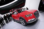 Detroit 2012: Der Audi für den Wintersport