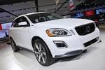 Detroit 2012: Dem Volvo XC60 Plug-in-Hybrid reichen 2,3 Liter