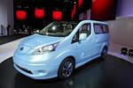 Detroit 2012: Nissan stellt NV200 mit Leaf-Technik vor