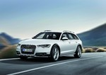 Audi bringt im Frühjahr den neuen A6 Allroad Quattro
