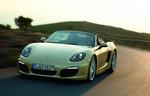 Porsche Boxster in neuem Gewand