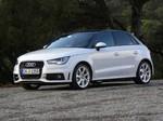 Pressepräsentation Audi A1 Sportback: Das Package passt