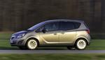 Opel wertet den Meriva weiter auf