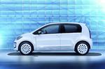 Volkswagen Up ab Mai auch als Viertürer