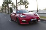 """Pressepräsentation Porsche Panamera GTS: """"Das Auto ist ganz leicht zu fahren"""""""