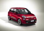 Genf 2012: Fiat streckt den 500