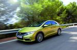Honda startet TV-Sport zum neuen Civic