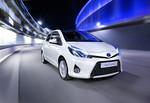 Genf 2012: Toyota Yaris Hybrid für unter 17 000 Euro