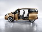 Genf 2012: Ford B-Max hat Türen mit integrierten B-Säulen
