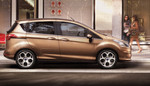 Ford B-Max feiert Debüt auf dem Mobile World Congress in Barcelona