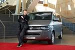Mousse T. wirbt für den Volkswagen Multivan Business