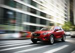 Mazda CX-5 setzt Bestwert beim Kraftstoffverbrauch