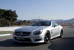 Genf 2012: Mercedes-Benz SL 63 AMG kommt im Mai