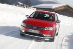 Volkswagen Passat Alltrak: Mehr Freiheiten
