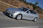 Pressepräsentation BMW M550d xDrive: M wie mehr