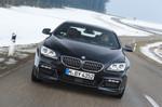 Pressepräsentation BMW 640d xDrive: Feines Gefühl