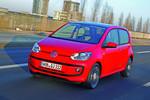 Volkswagen Up jetzt auch mit Blue Motion Technology