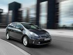 Toyota Prius+ mit höherer Ausstattung