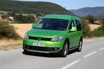 VW Cross Caddy ab sofort bestellbar