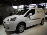 Peugeot Partner Electric ab Juni im Handel