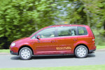 VW ruft Erdgas-Touran zurück