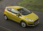 """Ford bietet Fiesta """"Sync Edition"""""""
