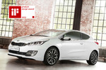 Kia Pro Ceed gewinnt IF Product Design Award 2013.