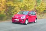VW Up nach vier Crashs noch sicher