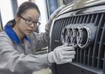 Audi kann schwächelndes China-Geschäft kompensieren